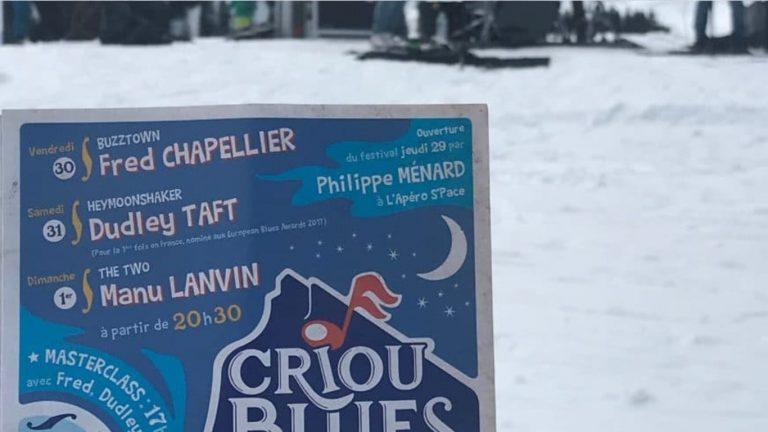 Criou Blues Festival